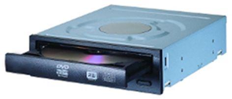 Lite-On IHAS124 optisch schijfstation Intern DVD Super Multi DL Zwart