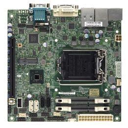 Supermicro X10SLV-Q Intel® Q87 LGA 1150 (Socket H3) mini ITX