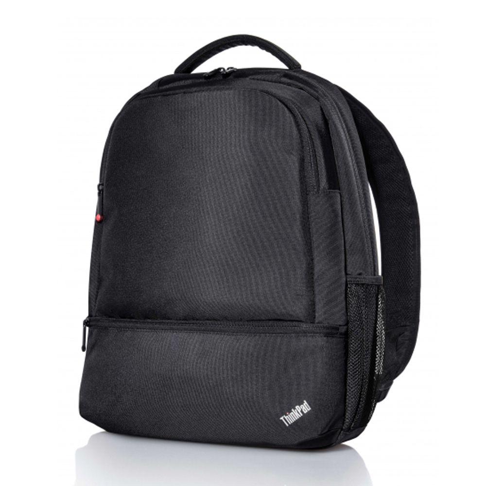 "Lenovo Essential notebooktas 39,6 cm (15.6"") Rugzakhouder Zwart"