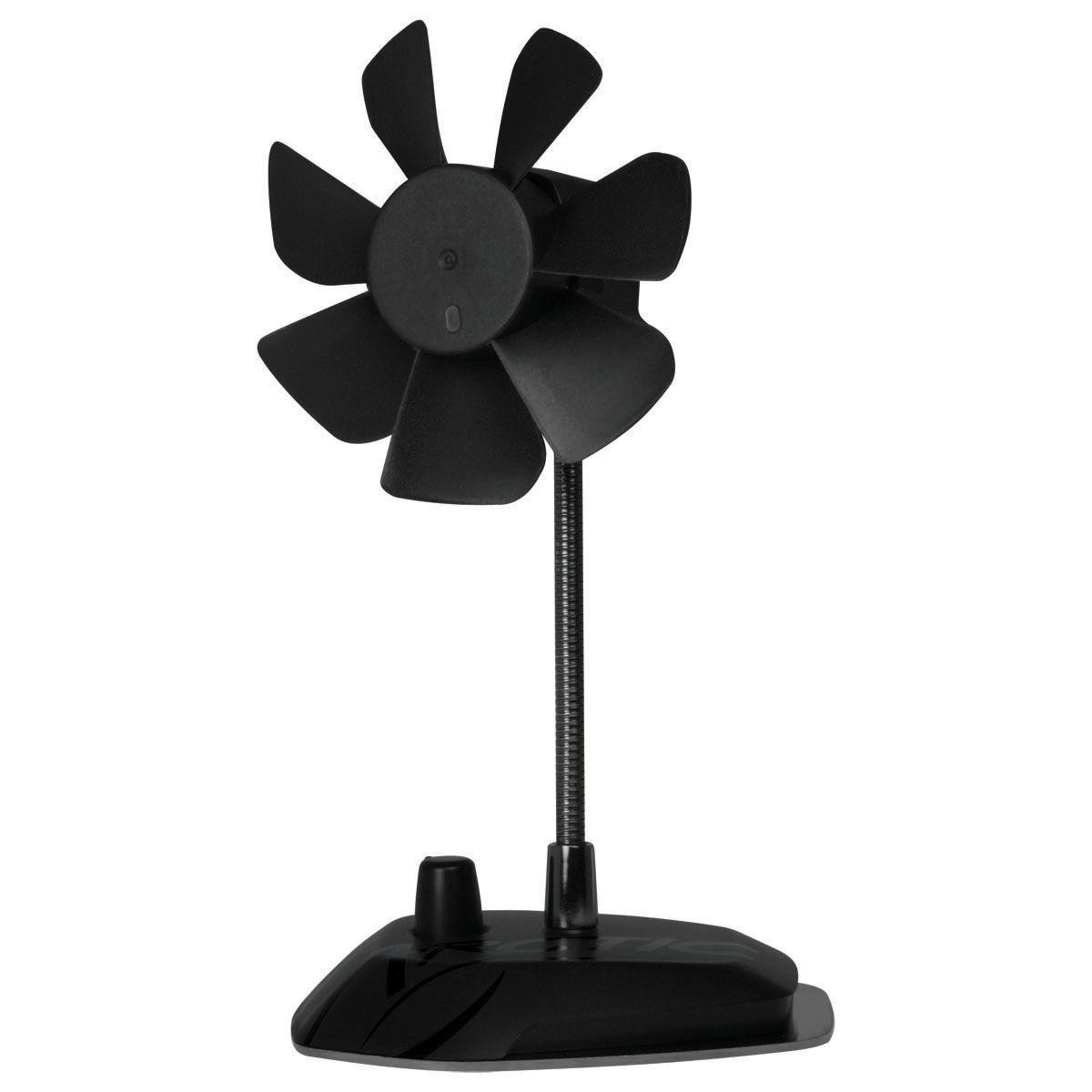 ARCTIC Breeze Color USB gadget Zwart Ventilator