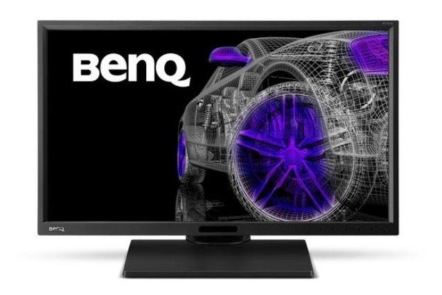 "Benq BL2420PT 60,5 cm (23.8"") 2560 x 1440 Pixels Quad HD LED Zwart"