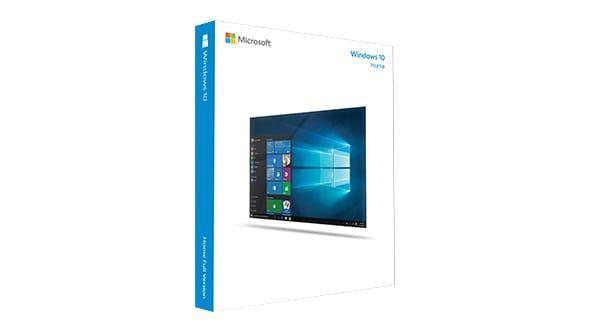 Microsoft Windows 10 Home (Engels Internationaal)