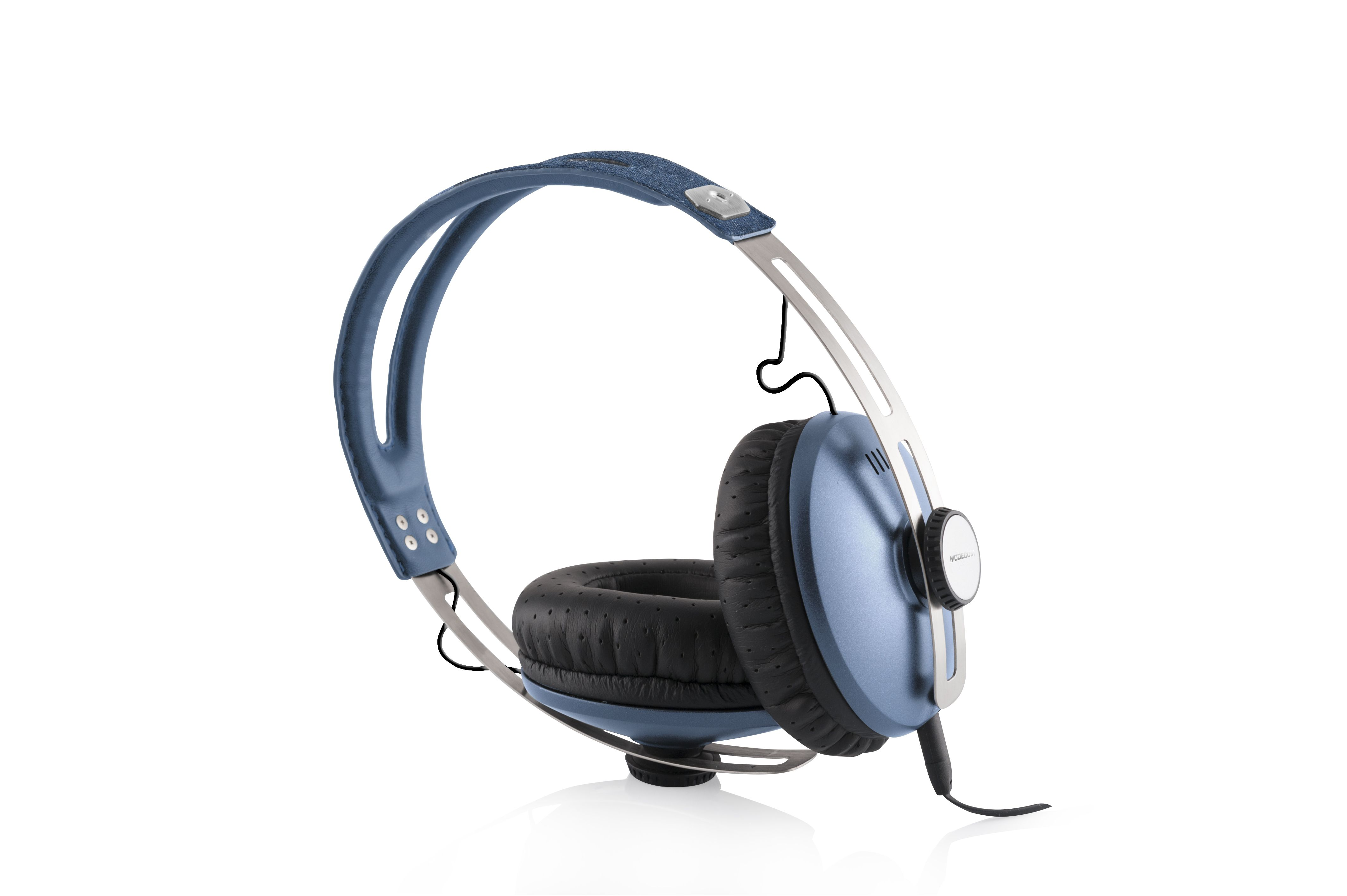 Modecom MC-450 ONE Headset Hoofdband Blauw