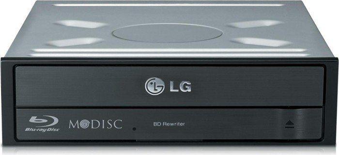 LG BH16NS55 optisch schijfstation Intern Zwart Blu-Ray DVD Combo
