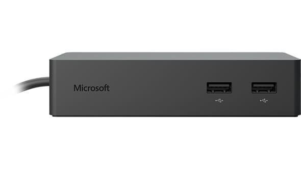 Microsoft Surface Dock dockingstation voor mobiel apparaat Tablet Zwart