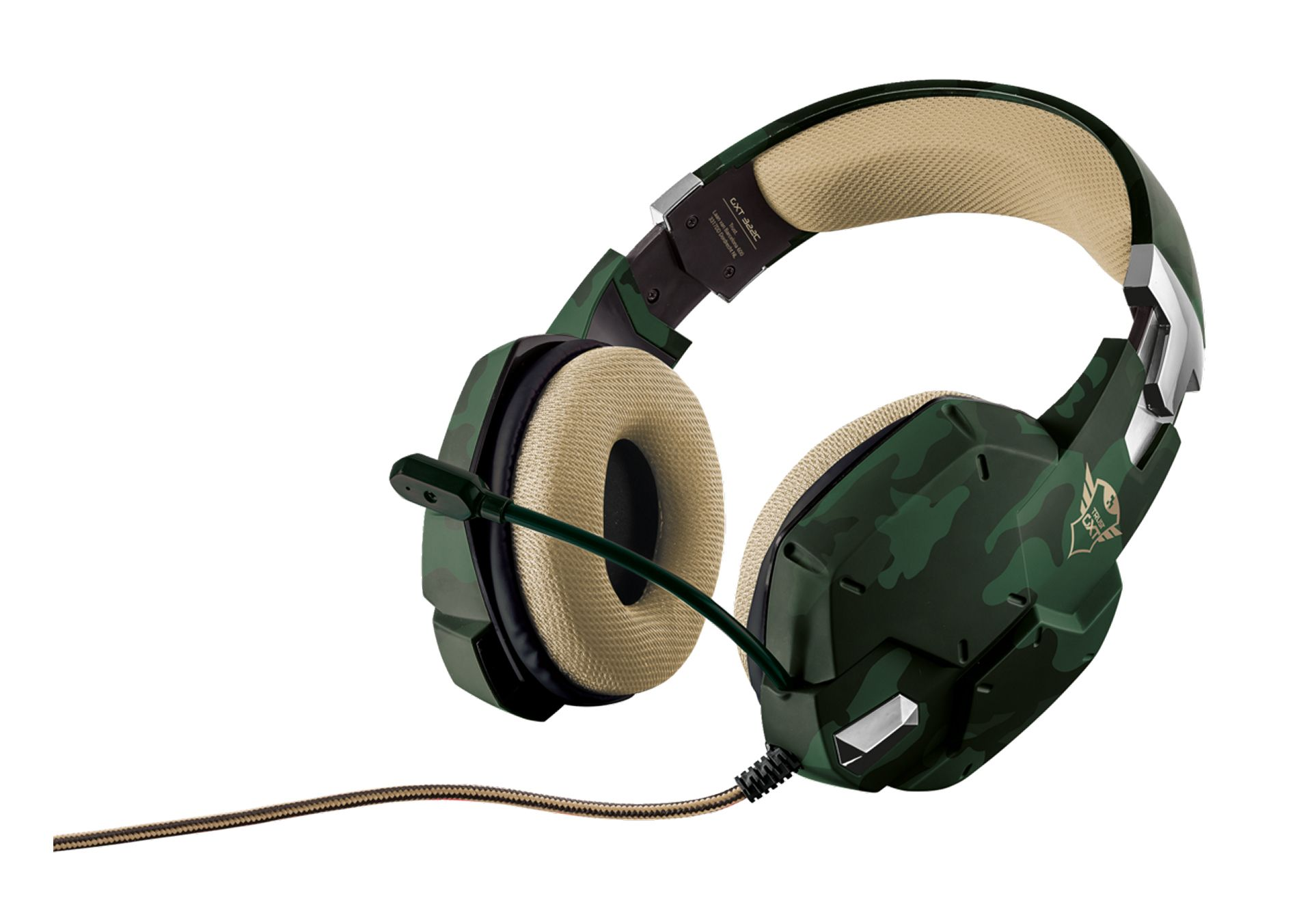 Trust GXT 322C GAMING HDST-CAMO