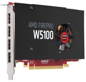 AMD FirePro W5100 4GB GDDR5