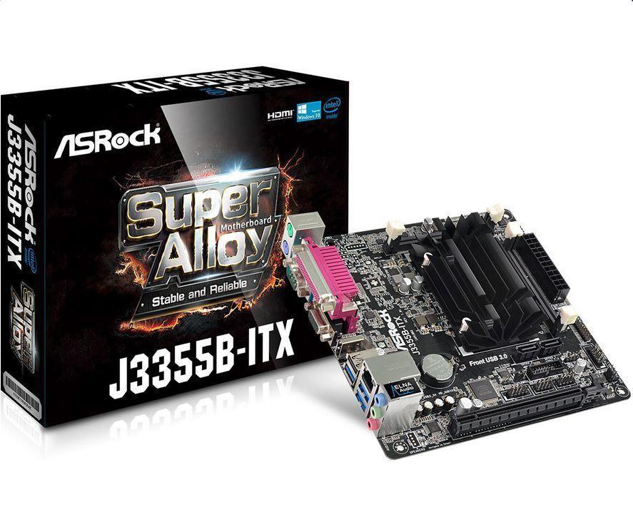 Asrock J3355B-ITX