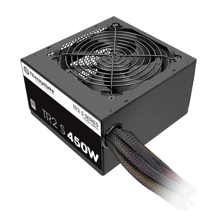 Thermaltake TR2 S power supply unit 450 W ATX Zwart