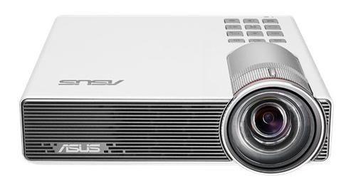 ASUS P3B beamer/projector Draagbare projector 800 ANSI lumens DLP WXGA (1280x800) Wit