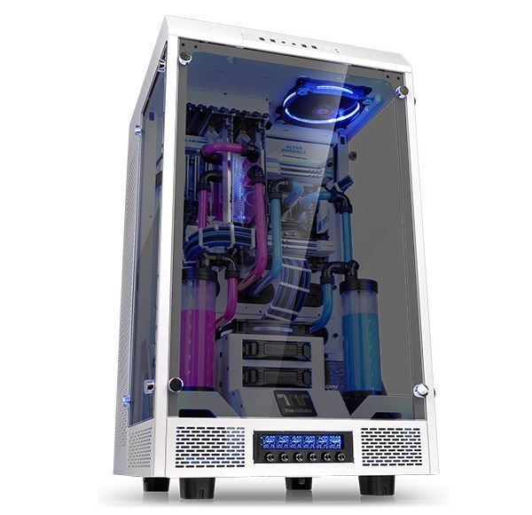 Thermaltake The Tower 900 Snow Edition Full Tower Wit