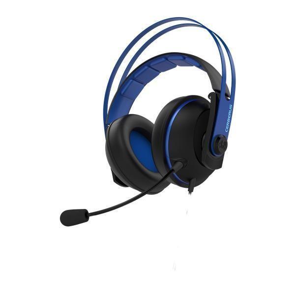 ASUS Cerberus V2 Headset Hoofdband Zwart, Blauw