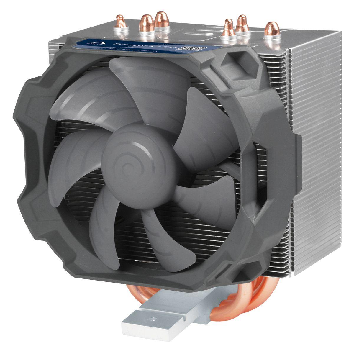 ARCTIC Freezer 12 CO Processor Koelset 9,2 cm Aluminium, Grijs