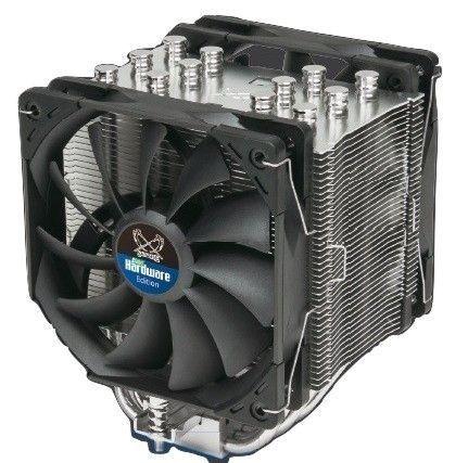 Scythe Mugen 5 PCGH Edition Processor Koeler 12 cm Zwart, Zilver