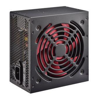 Xilence XN053 600W Zwart power supply unit