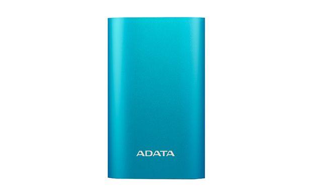 ADATA A10050QC powerbank Blauw Lithium-Ion (Li-Ion) 10050 mAh