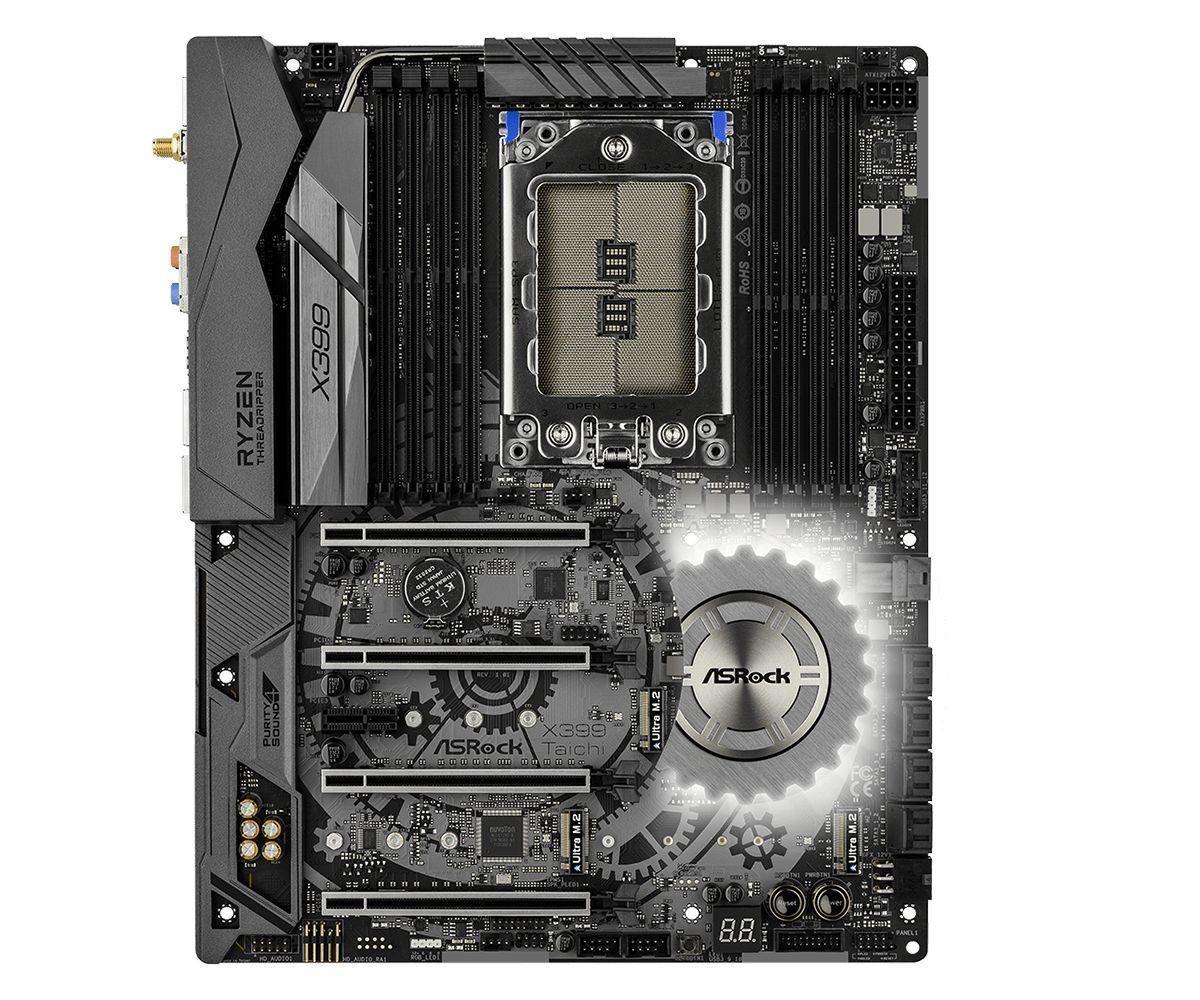 Asrock X399 Taichi AMD X399 Socket TR4 ATX