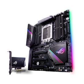 ASUS ROG ZENITH EXTREME Socket TR4 Verlengd ATX AMD X399