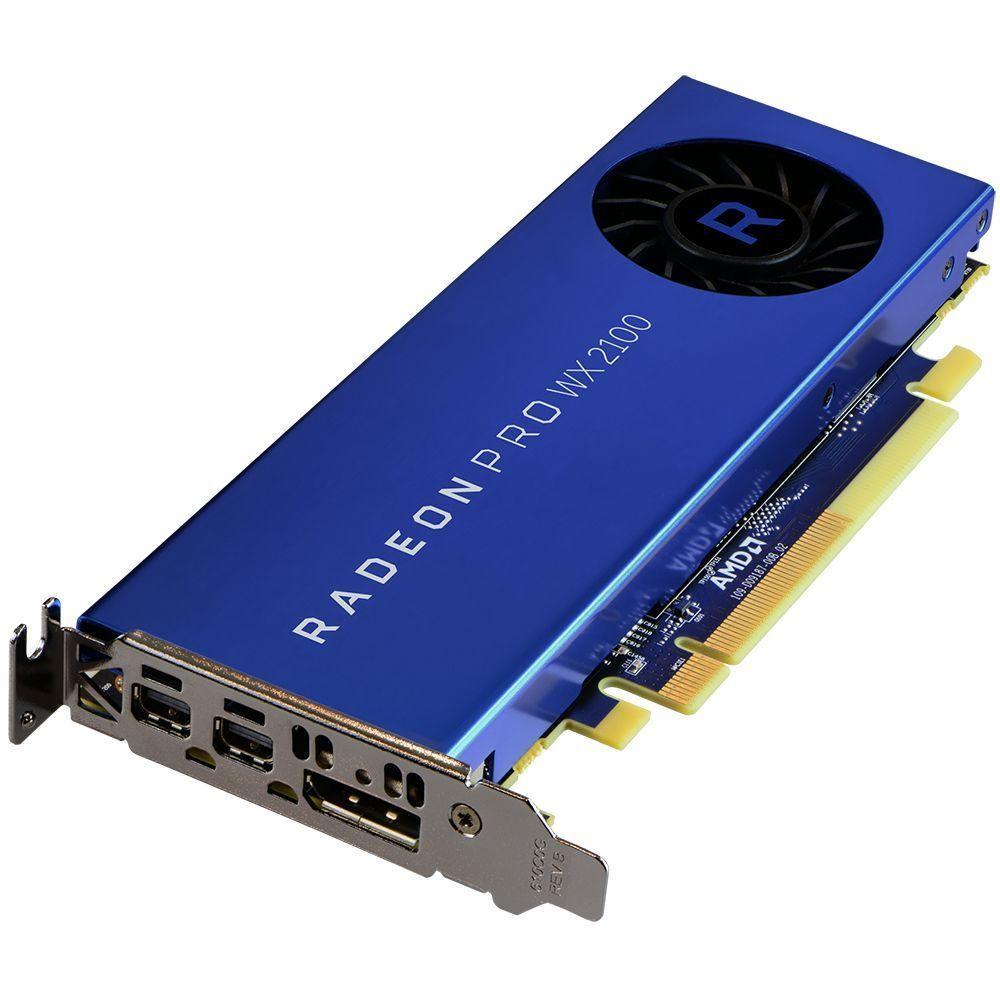 AMD 100-506001 videokaart Radeon Pro WX 2100 2 GB GDDR5