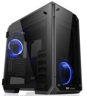 Thermaltake View 71 Tempered Glass Edition Full Tower Zwart