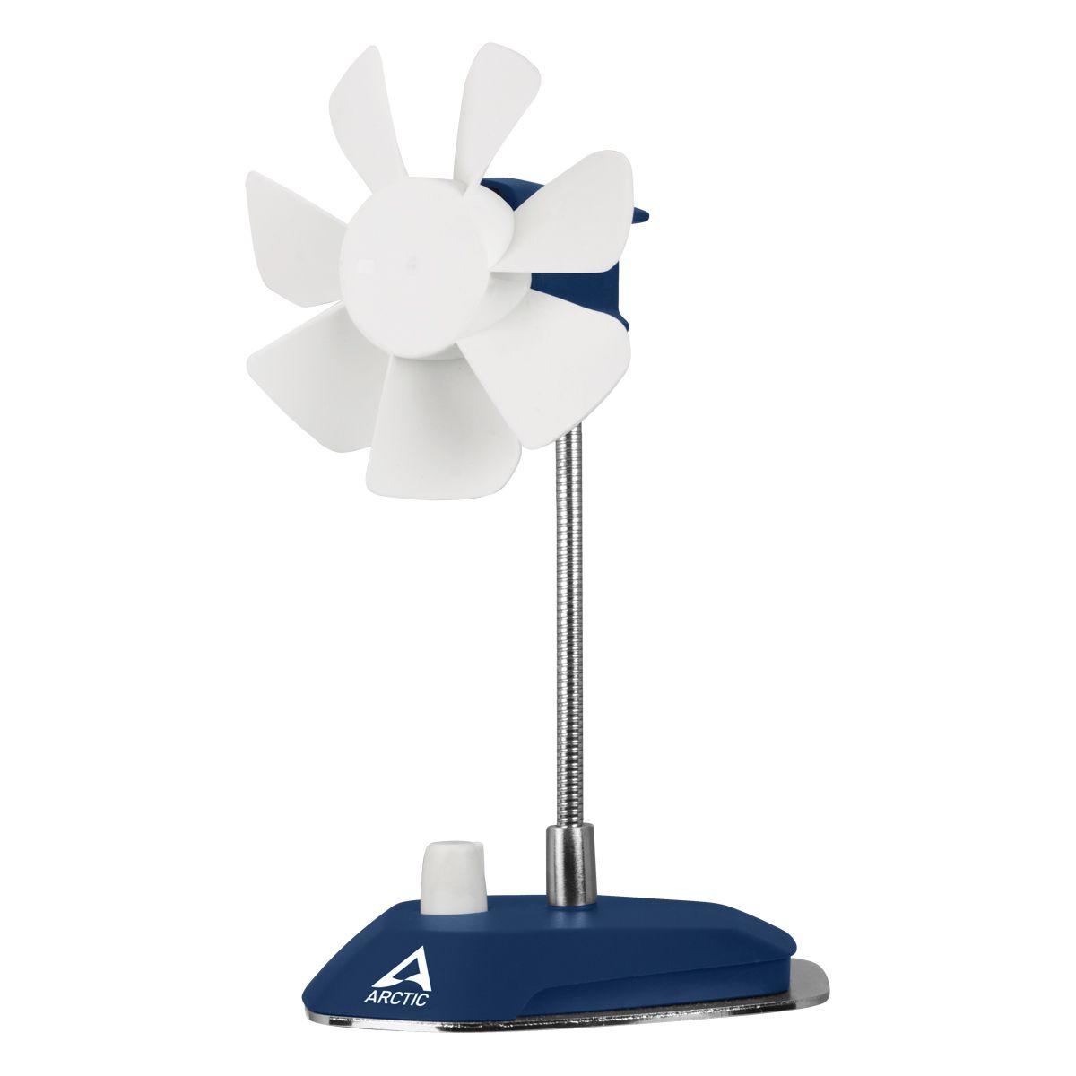 ARCTIC AEBRZ00020A ventilator Blauw, Wit