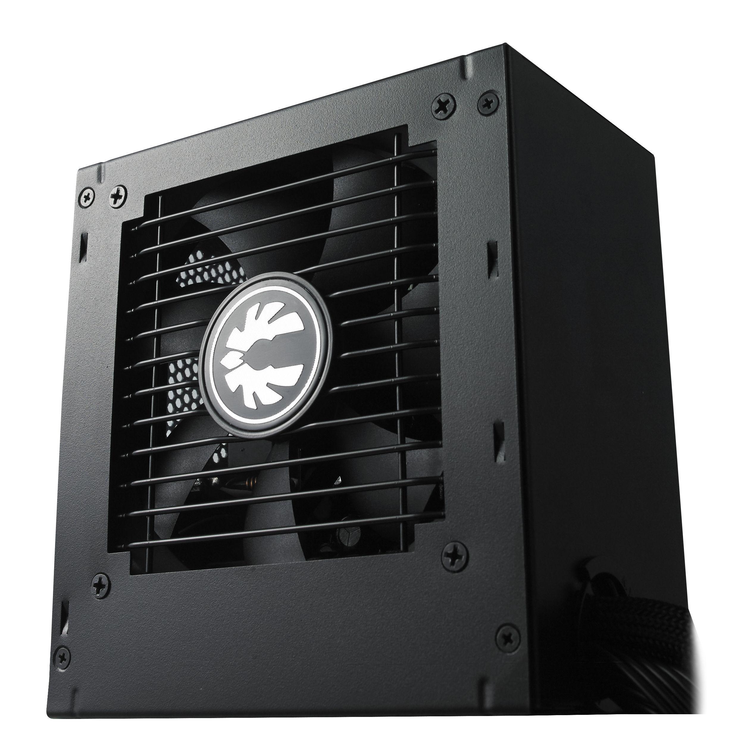 BitFenix Formula power supply unit 650 W 24-pin ATX ATX Zwart