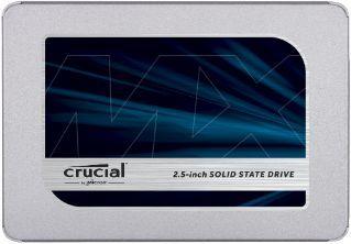 """Crucial MX500 2.5"""" 500 GB SATA III"""