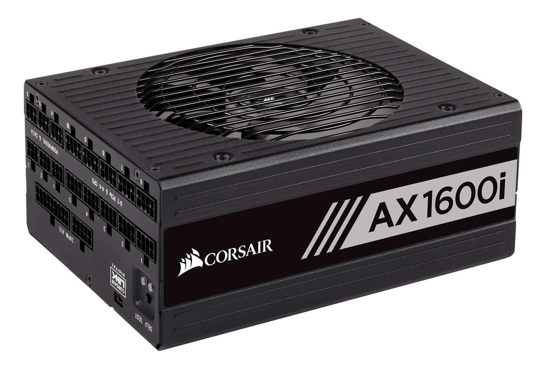 Corsair AX1600i power supply unit 1600 W ATX Zwart