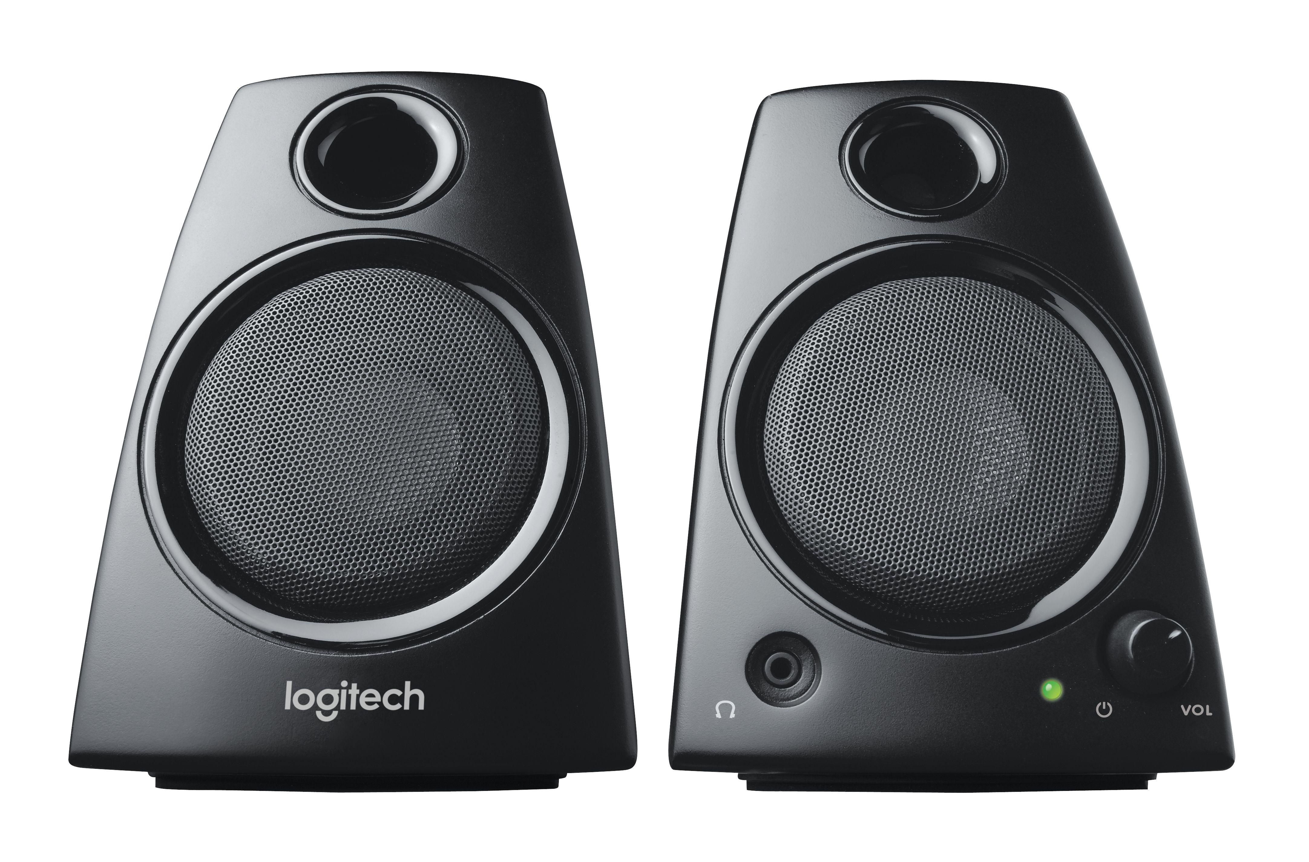 Logitech Z130 Stereo Speakers Rijk stereogeluid