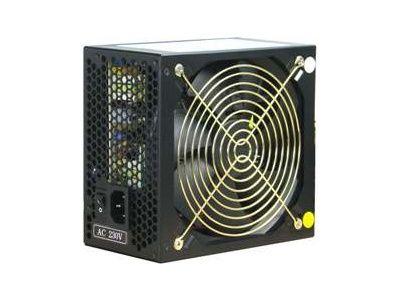 Inter-Tech EPS-550W power supply unit Zwart