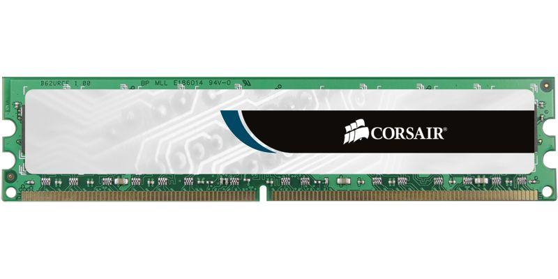 Corsair 1GB DDR, 400MHz geheugenmodule