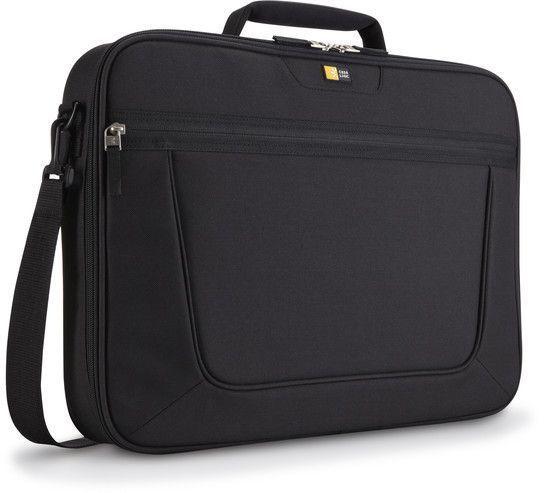 "Case Logic VNCI-215 Black notebooktas 39,6 cm (15.6"") Documententas Zwart"