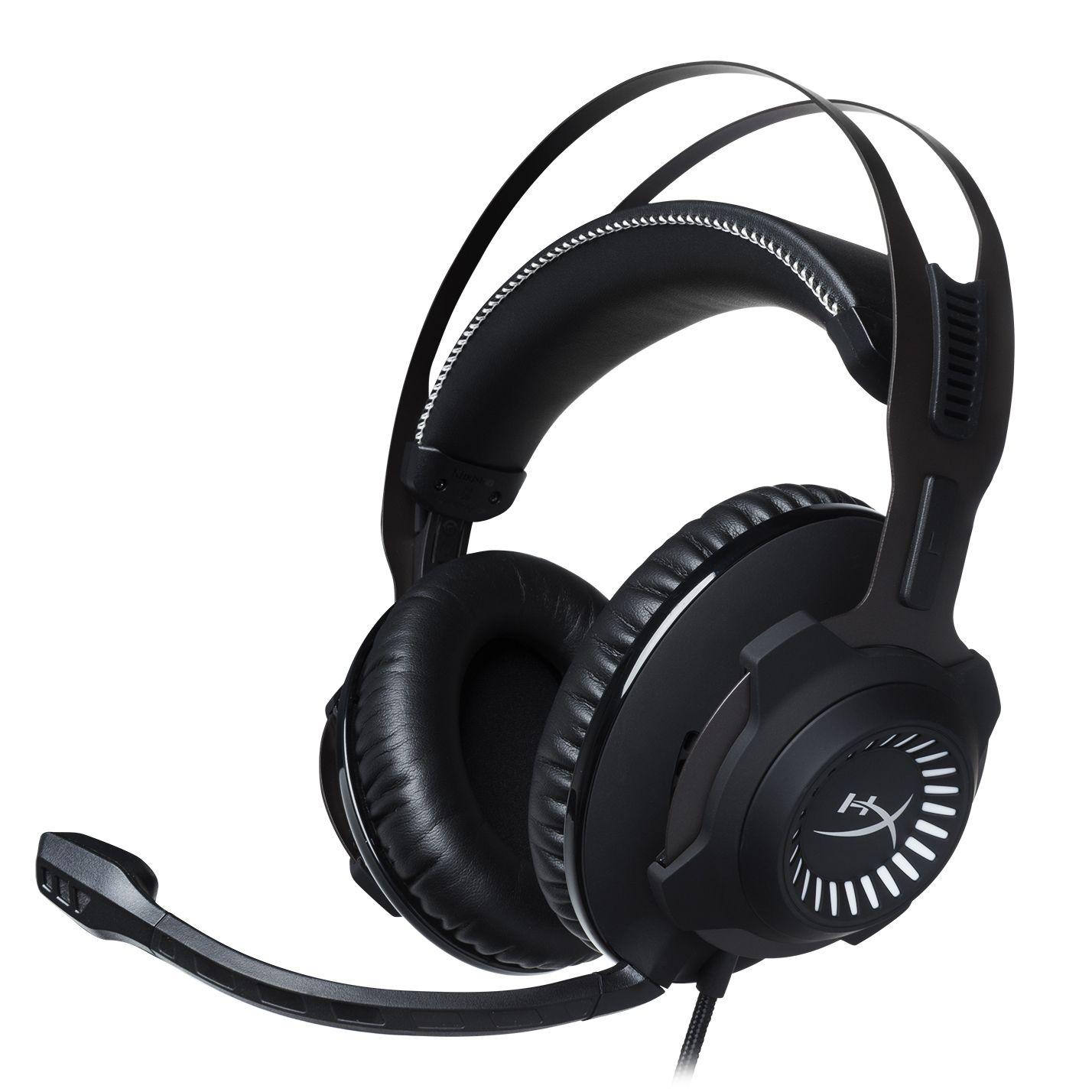 HyperX Cloud Revolver Headset Hoofdband Zwart
