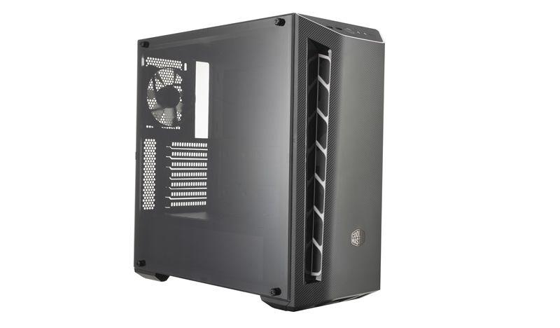 Cooler Master MasterBox MB510L Midi Tower Zwart, Wit