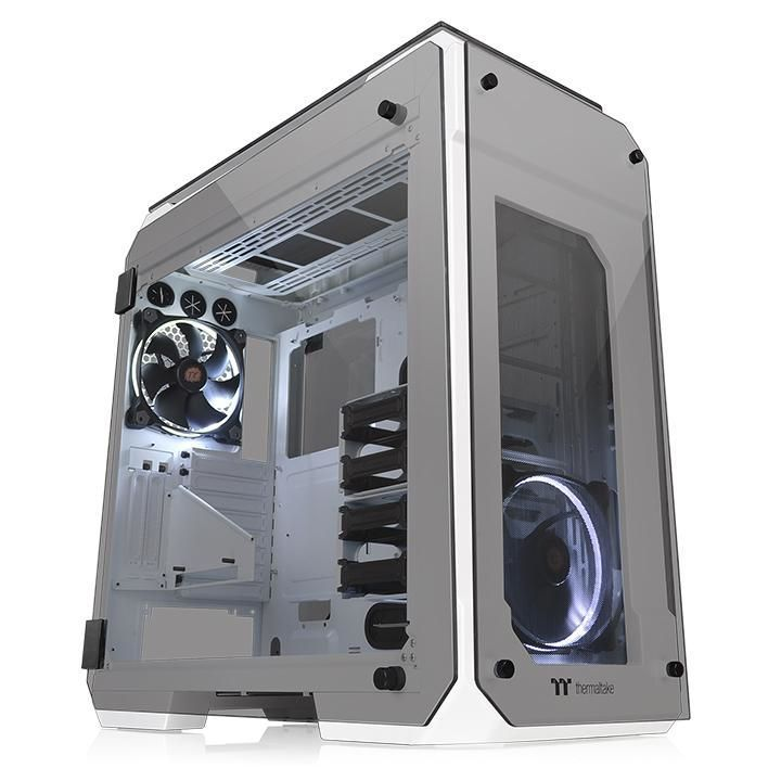 Thermaltake View 71 Tempered Glass Snow Edition Full Tower Wit