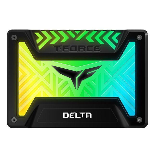 "Team Group Delta RGB SSD 2.5"" 500 GB SATA III"