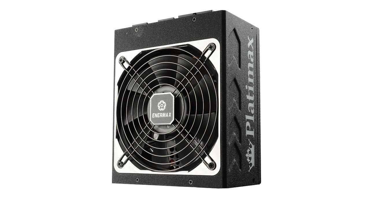 Enermax Platimax power supply unit 1700 W 20+4 pin ATX ATX Zwart
