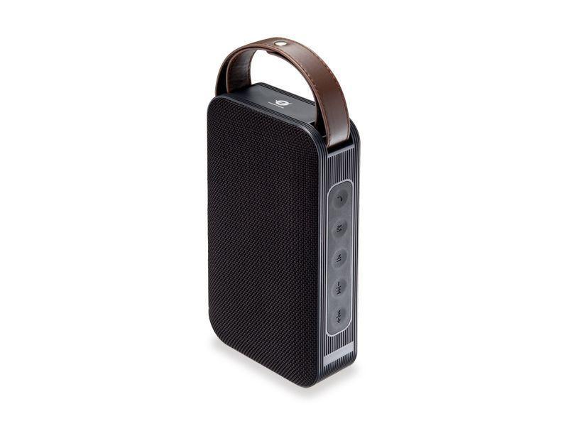 Conceptronic BRONE01B 10 W Draadloze stereoluidspreker Zwart, Brons