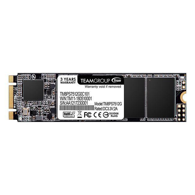 Team Group MS30 M.2 512 GB SATA III