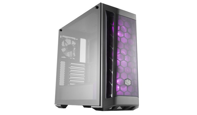 Cooler Master MasterBox MB511 RGB Midi Tower Zwart