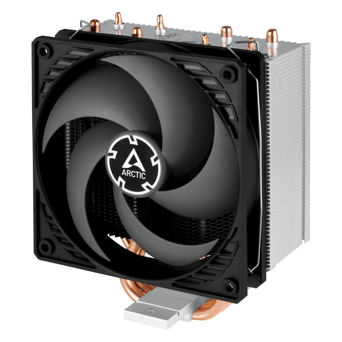ARCTIC Freezer 34 CO Processor Koelset 12 cm Aluminium, Zwart