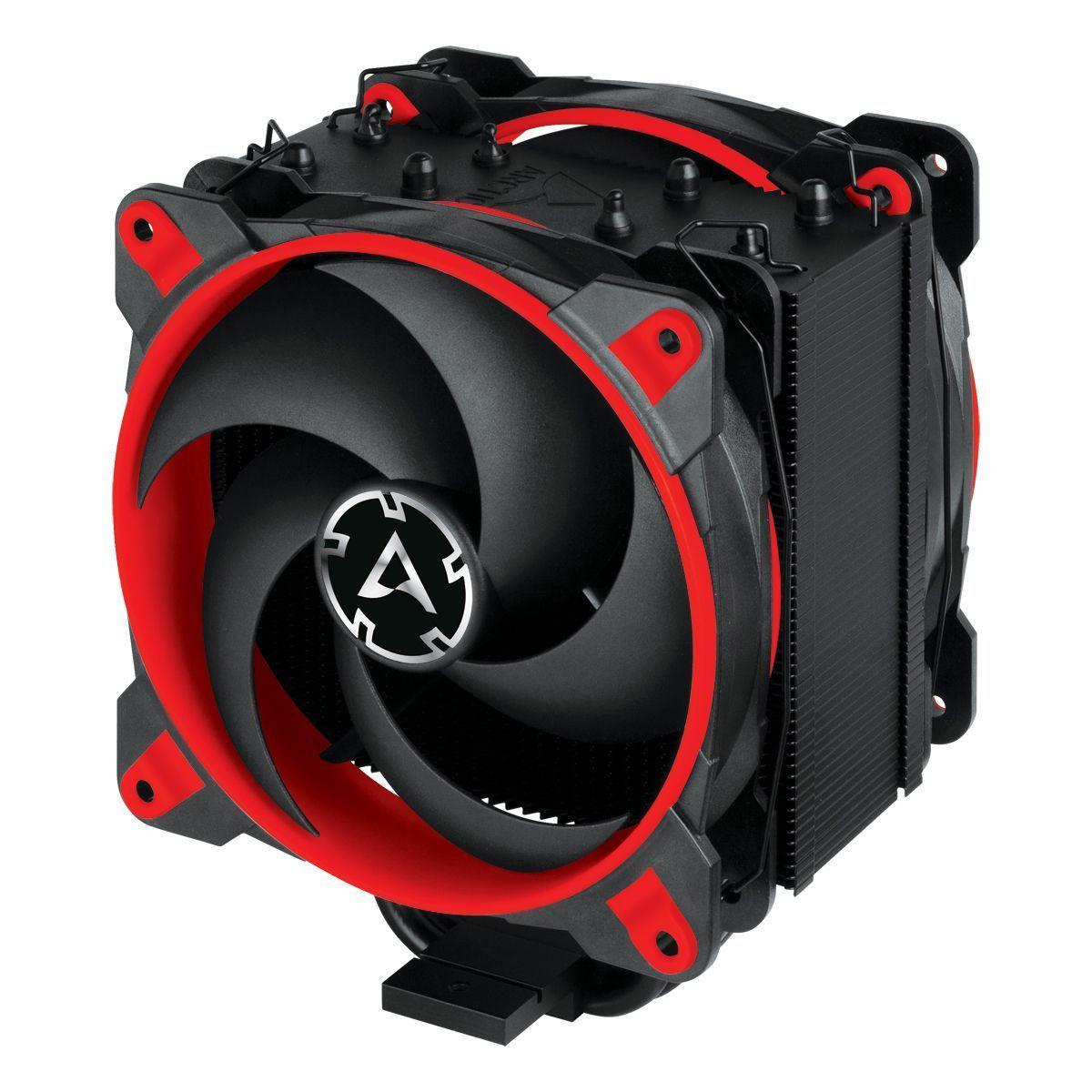 ARCTIC Freezer 34 eSports DUO Processor Koeler 12 cm Zwart, Rood