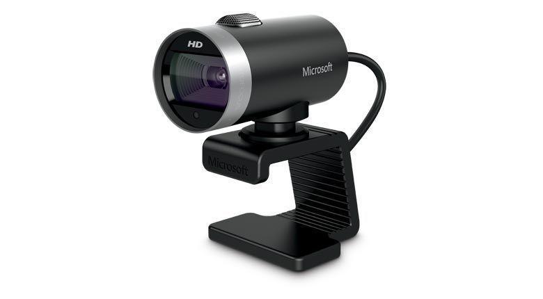 Microsoft LifeCam Cinema for Business webcam 1280 x 720 Pixels USB 2.0 Zwart