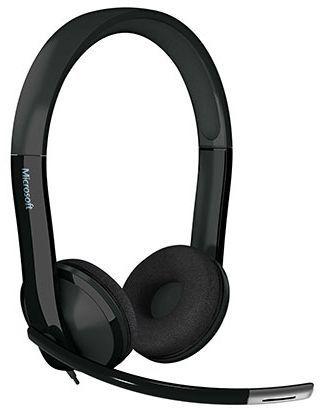 Microsoft LifeChat LX-6000 for Business Headset Hoofdband Zwart