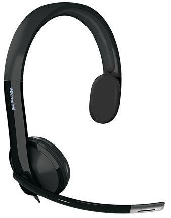 Microsoft LifeChat LX-4000 for Business Headset Hoofdband Zwart