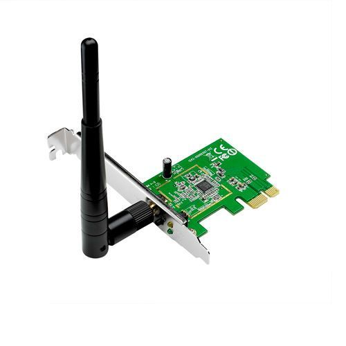 ASUS PCE-N10 WLAN 150 Mbit/s Intern
