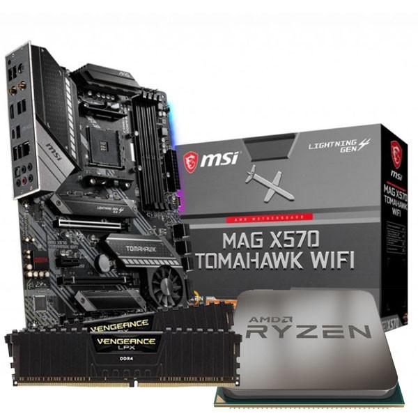 UpgradeKit: Ryzen 7 5950X / MSI MAG X570 TOMAHAWK WIFI  / 32GB